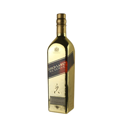 Johnnie Walker Gold Label Res Gold Bullion 700ml