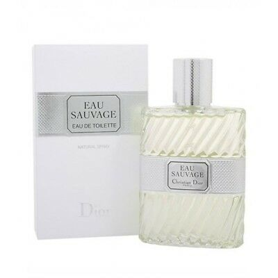 Christian Dior Eau Savage For Men 100ml Edt Spr BRAND NEW IN BOX