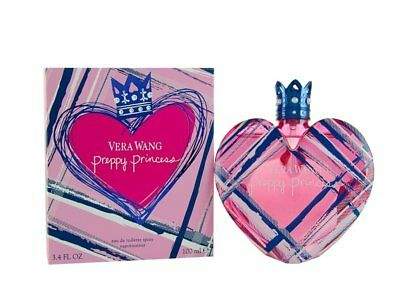 Vera Wang Preppy Princess For Women 100ml Edt Spr BRAND NEW IN BOX