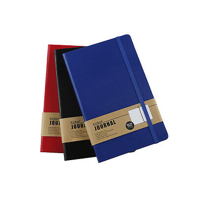 Journal Classic Notebook Diary Hard Cover Paper Daily Memos Ruled/Squared/Dotted