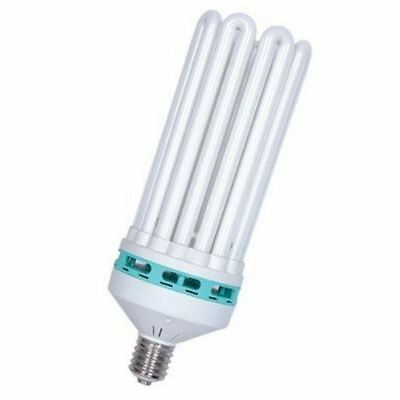 PowerPlant CFL 6400K Compact Flourescent Grow Lamp White