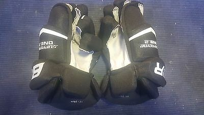 "Bauer Supreme One.2 11"" Gloves (Used Condition)"