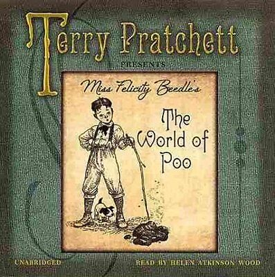 The World of Poo by Terry Pratchett (CD-Audio, 2012)