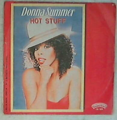 44671 45 giri - 7'' - Donna Summer - Hot Stuff CA 524