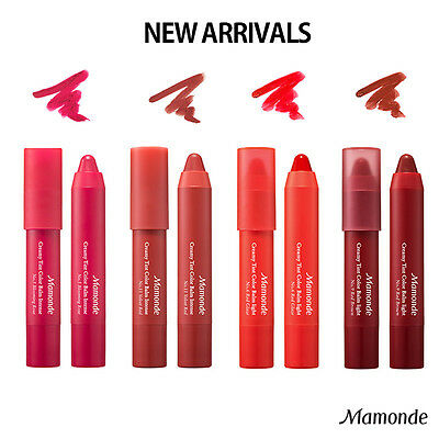 NEW Arrivals MAMONDE Creamy Tint Color Balm Intense Light Amore Pacific K-Beauty