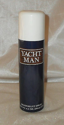 Desodorante Spray Yacht Man De Myrurgia 250 Ml