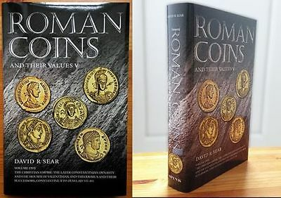 Sear Roman Coins and Their Values V- Christian Empire - Constantinian - Zeno NEW