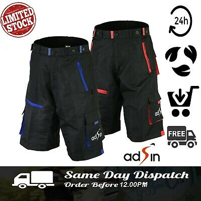 Men's Shorts Mountain Biking Moto Bike MTB Cycling Off Road Downhill