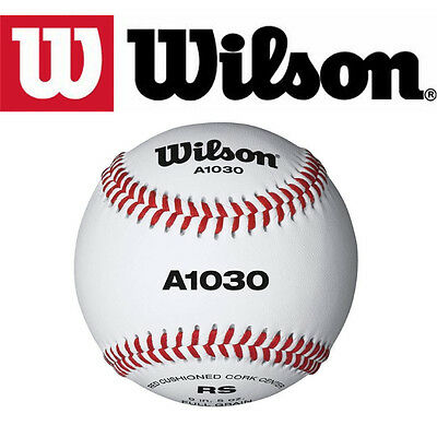 Wilson Official League Individual Baseball