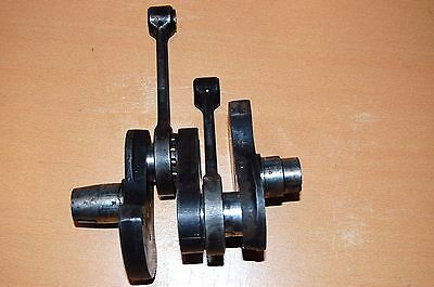 BMW crankshaft Kurbelwelle R model R6S1 dissambled, rods 261