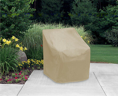 Chair Patio Furniture Cover | Waterproof Outdoor Protection | Large