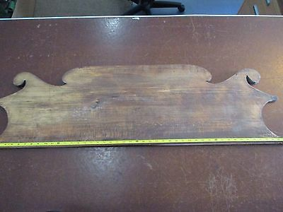 Antique Pine Headboard Country Crafts Shabby Chic Great Vermont Find VSL