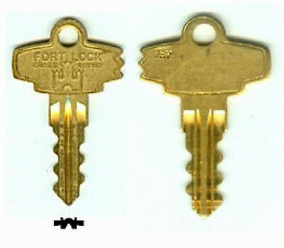 (2) Snap On Tool Box KRA Replacement Keys Cut to Codes 2001-2670 READ Auction