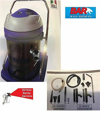 Bar / Elsea Industrial Waste Vacuums - Maximus - Made In Italy