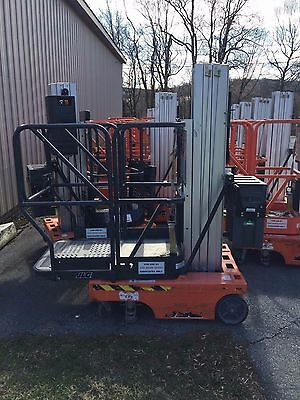 2006 Jlg 12Sp 12' Single Man Electric Personnel Man Lift