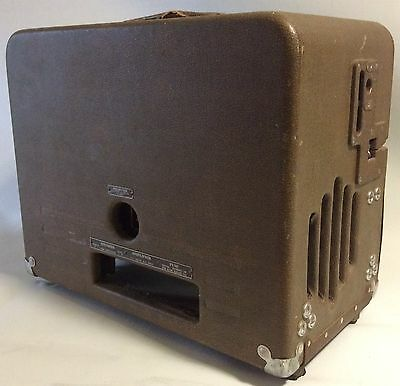 Vintage Bell&Howell Gaumont 601 16mm Movie Projector