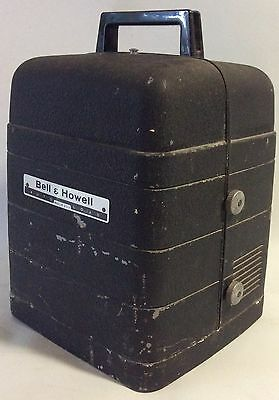 Vintage Bell&Howell 256 EX 8mm Movie Projector