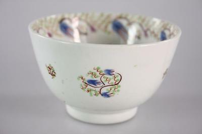 ENGLISH ANTIQUE 18th Century NEW HALL TEA CUP