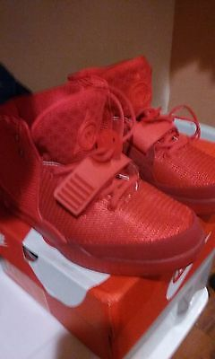 feb6f7fcea6eb5 NIKE AIR YEEZY 2 SP Red October Kanye West 508214-660 -  2