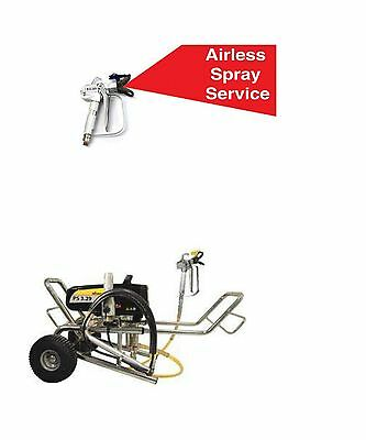 Wagner Prospray Ps 3.25 Low Airless Paint Sprayer - Special Order Only