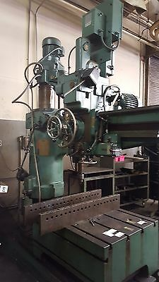 Asoulth Arm Radial Drill