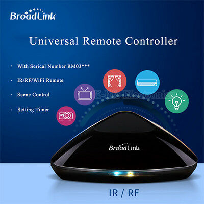 BroadLink RM2 Pro WiFi Universal Remote Control Automation,TC2 Touch switch DB