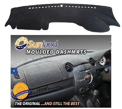 Dashmat Moulded Black for Mazda BT50 B22P B23P 10/11 - On Lifetime Wty Dash Mat