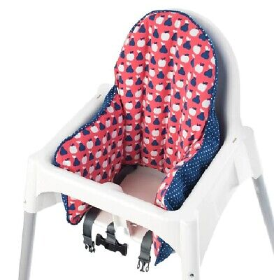 IKEA ANTILOP Baby Kids Children High Chair Support Supporting Air Cushion +Cover