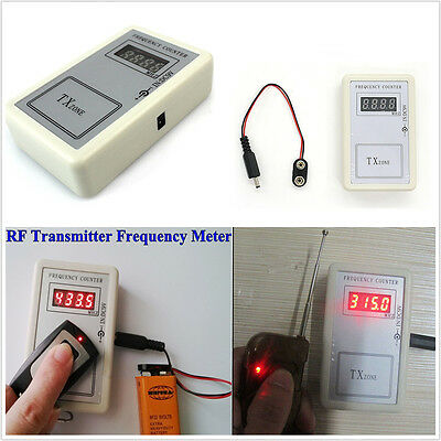RF Frequency detector Tester Counter For Car Auto Key Remote Controls Checker