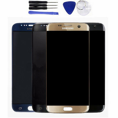 LCD Display Touch Screen Digitizer Assembly For Samsung Galaxy S6 edge+ S7 Edge