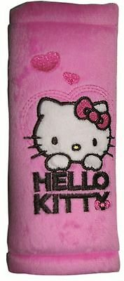 Sanrio Hello Kitty Pink car seat belt pad (single)