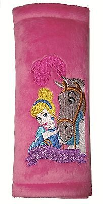 Disney Princess car seat belt pad (single)