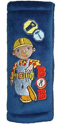 Bob The Builder car seat belt pad (single)