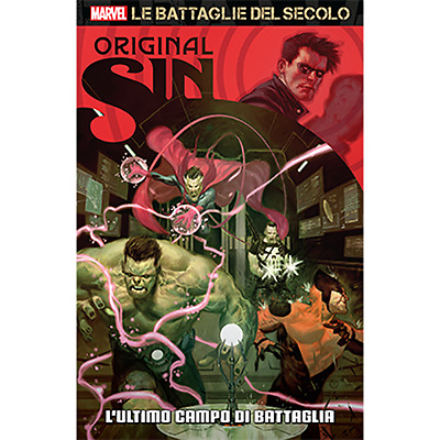 Marvel Le Battaglie Del Secolo vol 7- Original Sin II - Panini Comics