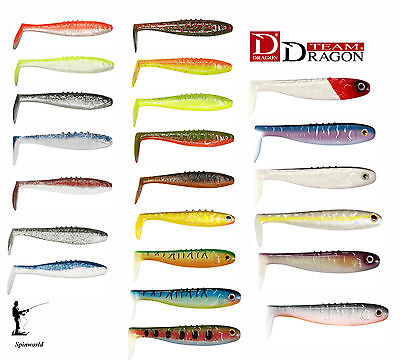 Dragon Soft lure CHUCKY with The Lure which could be fill up with attractor!!!