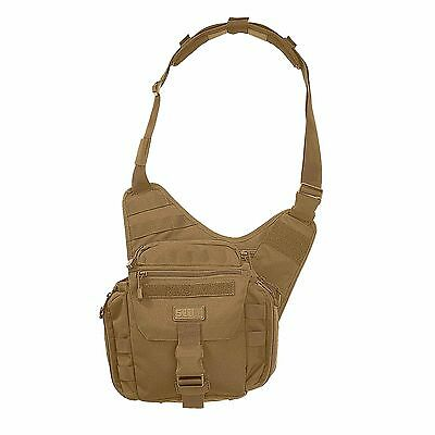 5.11 Tactical Push Pack Unisex Bag Messenger - Fd Earth One Size