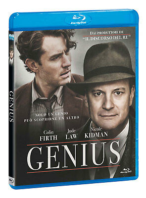 Genius (Blu-Ray) EAGLE PICTURES