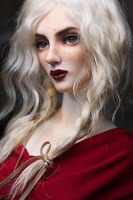 BJD 1/3 Doll Ausley-Love Free Eyes and Face Up Included Heel Feet