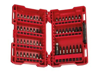 Milwaukee MIL430581 GEN II Shockwave™ Impact Duty Assorted Bit Set 56 Piece