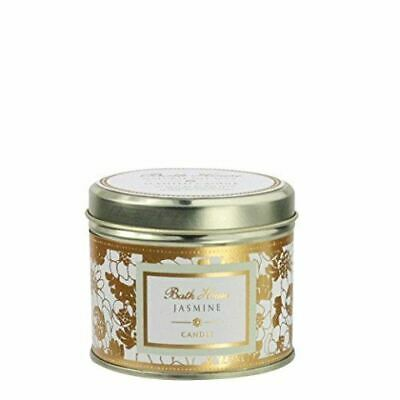 Classic Collection Jasmine Scented Pure Soy Candle by Bath House