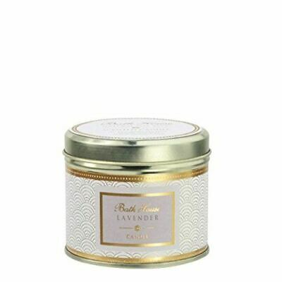 Classic Collection Lavender Scented Pure Soy Candle by Bath House