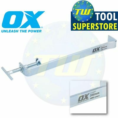 OX Tools 12in Bricklaying Profile Clamps 30cm Builders Brick 300mm Clamp P100312