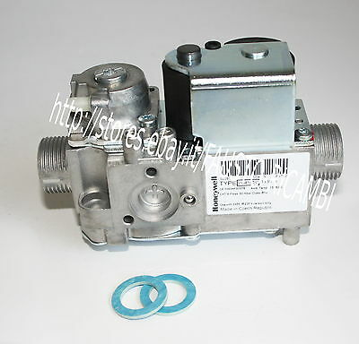 Unical Boiler Gas Valve Cvi M Mm G 3/4 Vk4105G1138 Art. 95261432 Honeywell