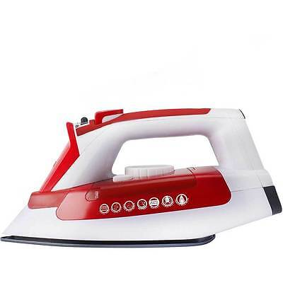 New Hoover IronJet 2200w Ceramic Sole Plate Vertical Steam Iron 1697