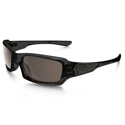 Lunettes De Soleil Oakley Fives Squared Grey Smoke Warm Grey