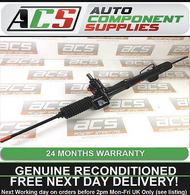 Peugeot Expert Power Steering Rack 2007 To 2015 - Genuine Reconditioned