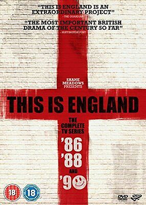 This Is England '86-'90 [DVD][Region 2]