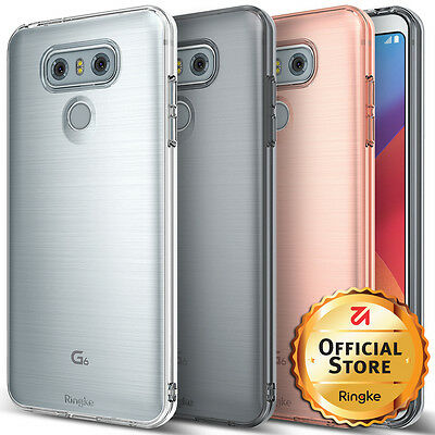For LG G6 / G6 Plus Ringke® [AIR] Ultimate Lightweight Protective TPU Cover Case