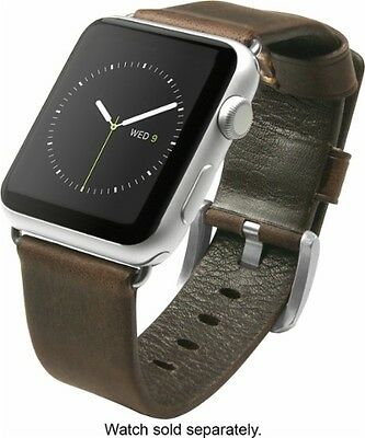 Nomad Leather Strap for Apple Watch 42mm