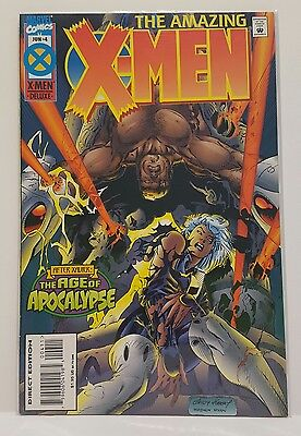 Marvel Comics Amazing X-Men #4 'Age of Apocalypse' VF/NM 1995